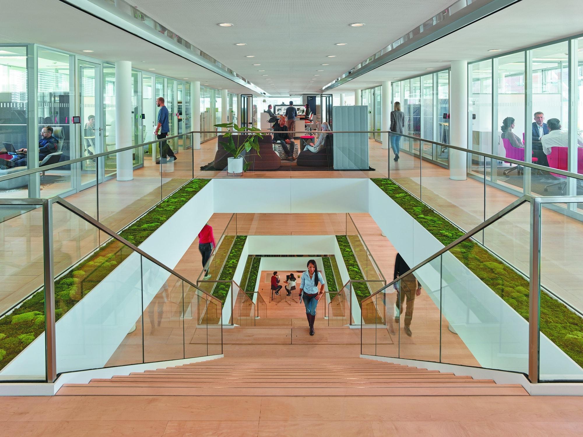 New Work - die Renaissance der Bürokultur - changelog